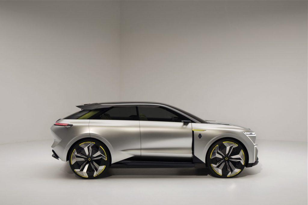 Renault Morphoz wint Creativ'Experience-prijs