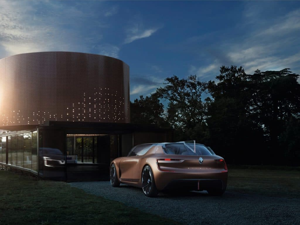 Renault SYMBIOZ toekomsthuis Dutch Design Week Eindhoven