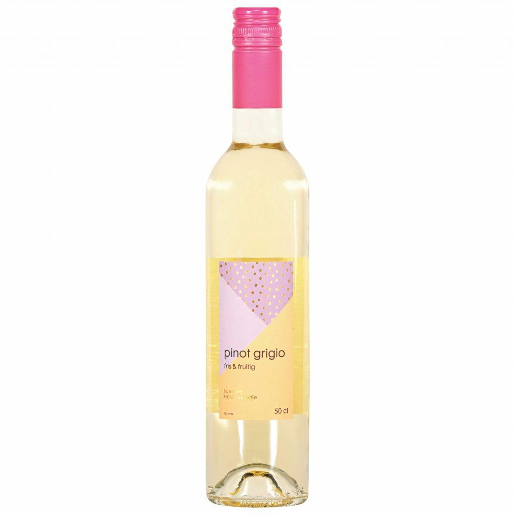 HEMA 50cl-flessen wijn voor 2