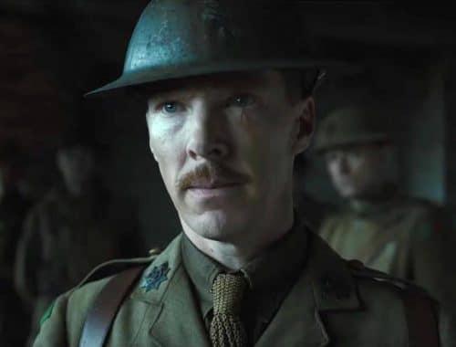 1917 trailer WWI - film - Sam Mendes - Benedict Cumberbatch