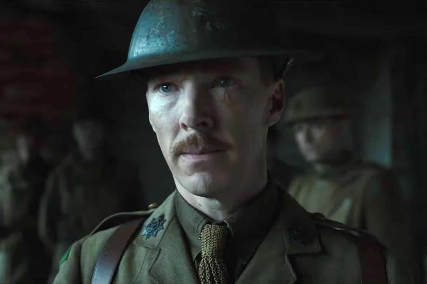 1917 trailer WWI - film - Sam Mendes - Benedict Cumberbatch