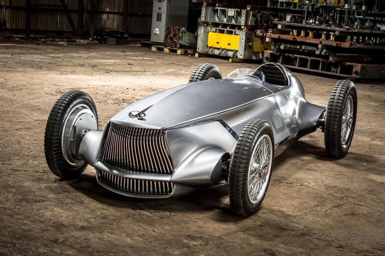 Infiniti Prototype 9 1940 elektrische auto