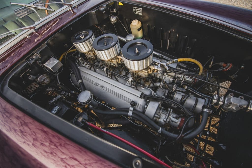 1954 Ferrari 375 America Coupe by Vignale