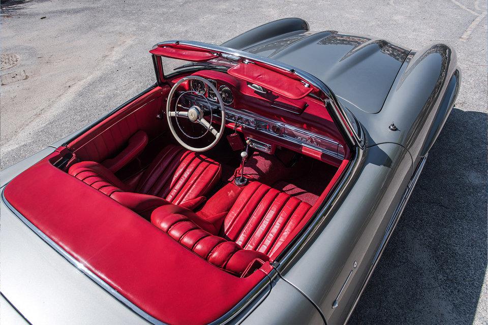 1957 Mercedes-Benz 300 SL Roadster