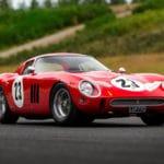 1962 Ferrari 250 GTO veiling