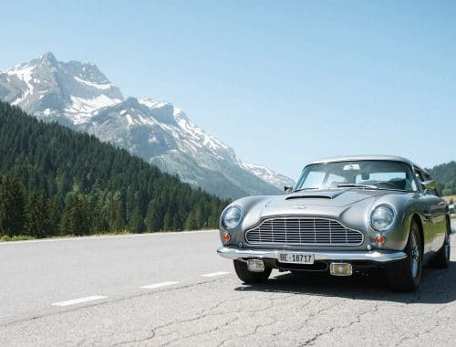 1965 Aston Martin DB5 Shooting Brake