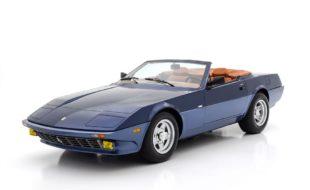 1971 Ferrari 365 GBT 4 Daytona NART Spyder