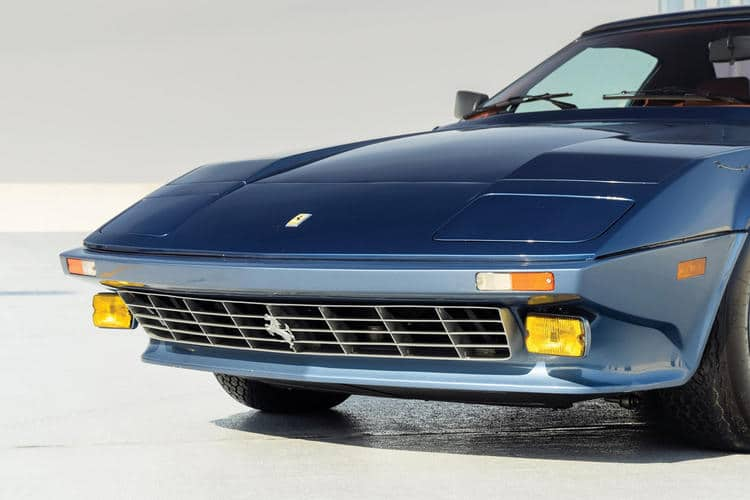 1971 Ferrari 365 GTB/4 Daytona NART Spider