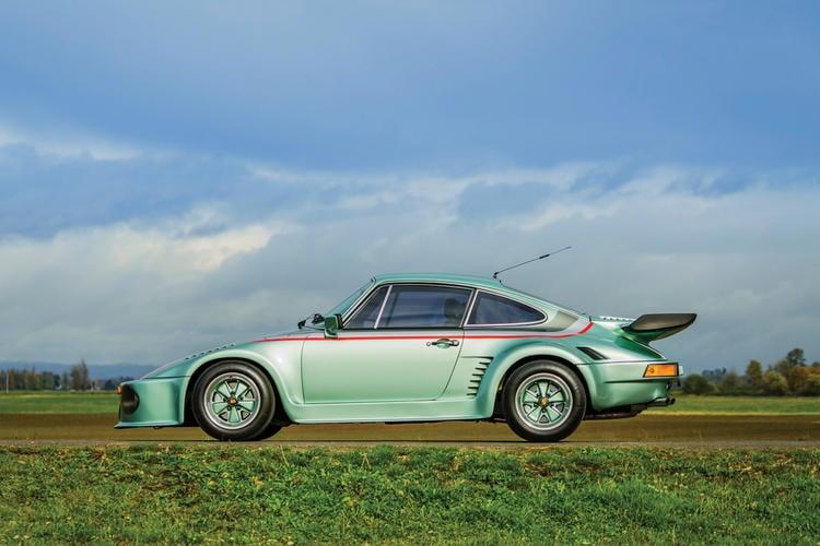 1976 Porsche 935 Gr. 5 Turbo Kremer Racing