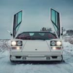 1991 Lamborghini Countach veiling