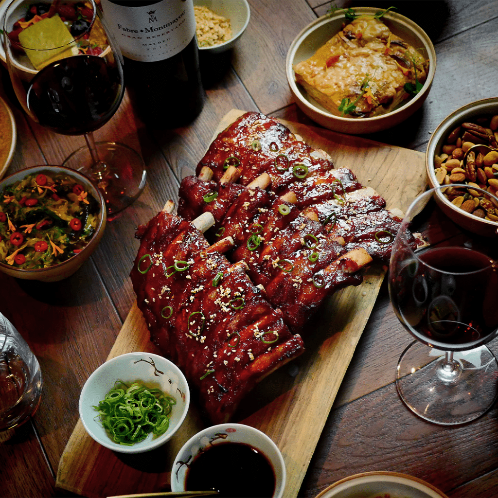 Aziatische onemeal kits Chef@home kits van topchef Han Ji thuisbezorgd Nederland - umami by han - zheng - recensie