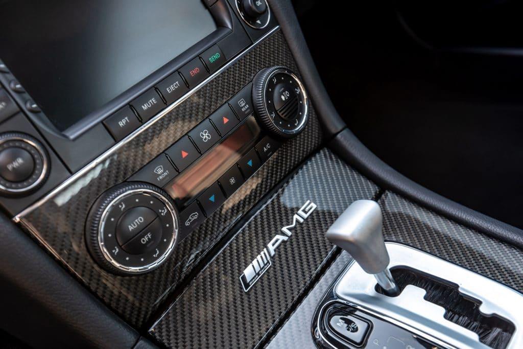 2008 Mercedes-Benz CLK 63 AMG Black Series