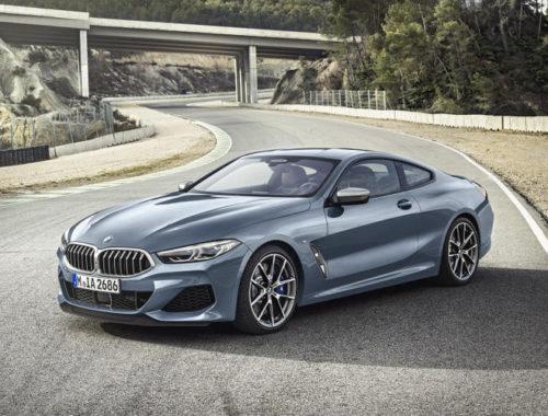 2019 BMW 8 Serie Coupé