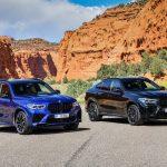 2020 BMW X5 M - 2020 BMW X6 M