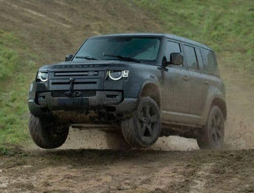 2020 Land Rover Defender James Bond: No Time to Die