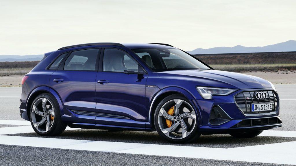 Audi e-tron S & e-tron S Sportback