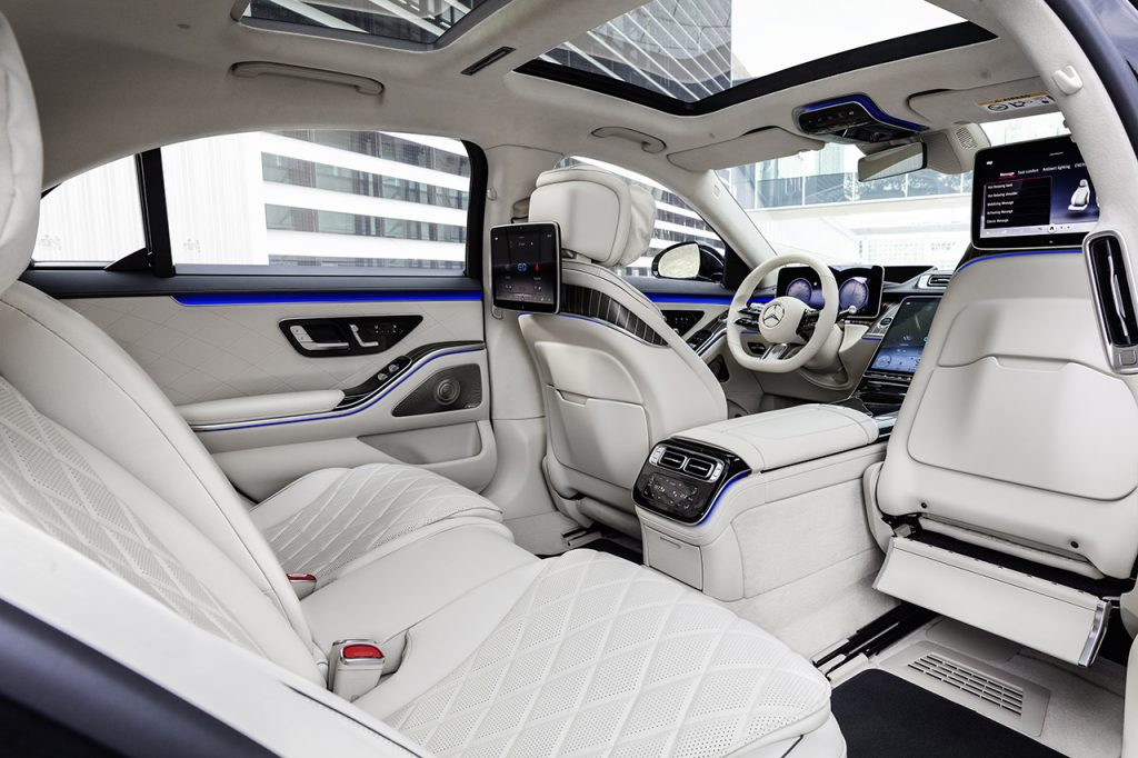 2021 Mercedes-Benz S-Klasse