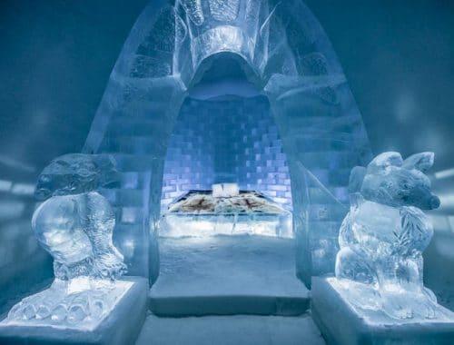 29e ICEHOTEL - ijshotel in Zweden