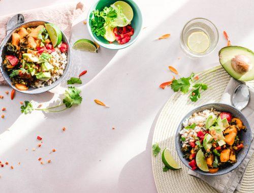 4 simpele recepten frisse lente-gerechten