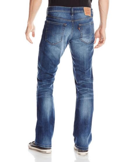 levi's 527 Low Rise Boot Cut Jeans voor Heren Gids