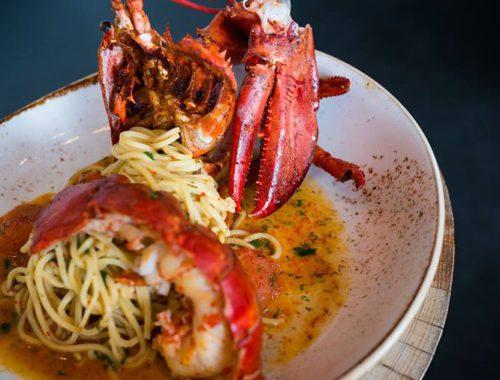 Italiaans restaurant 5&33 Lobster Tuesday kreeft amsterdam
