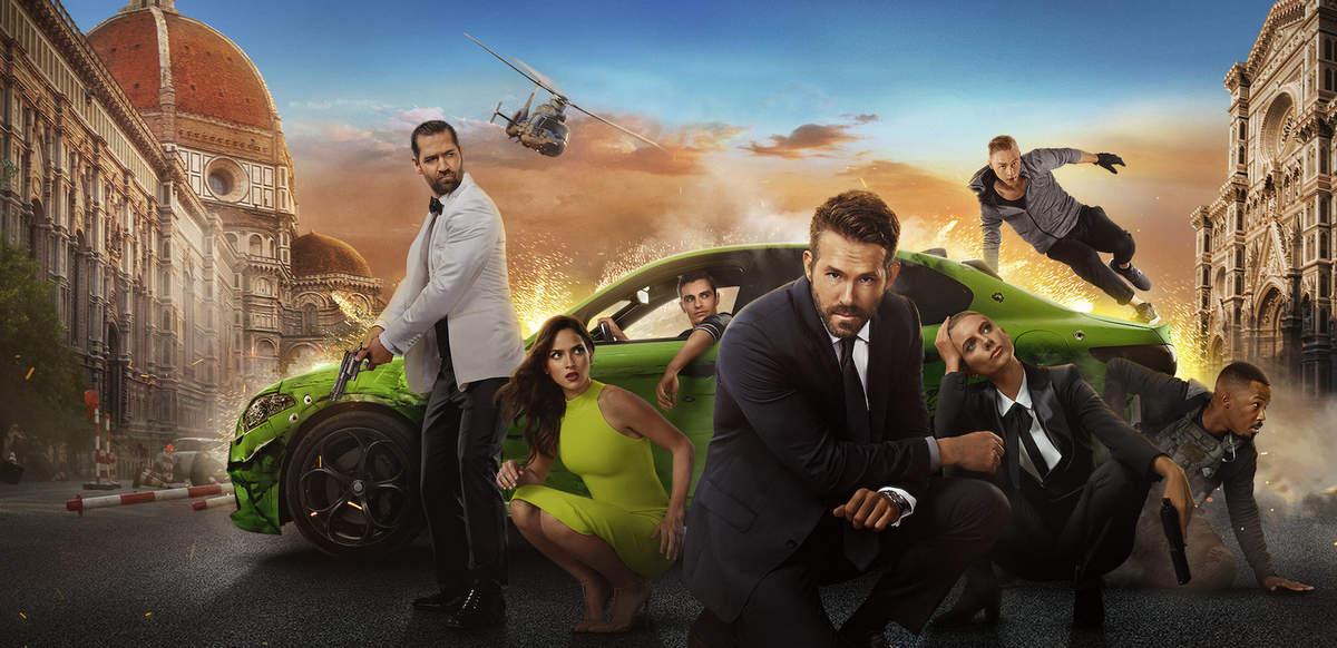 Netflix 6 Underground trailer = Ryan Reynolds & Michael Bay