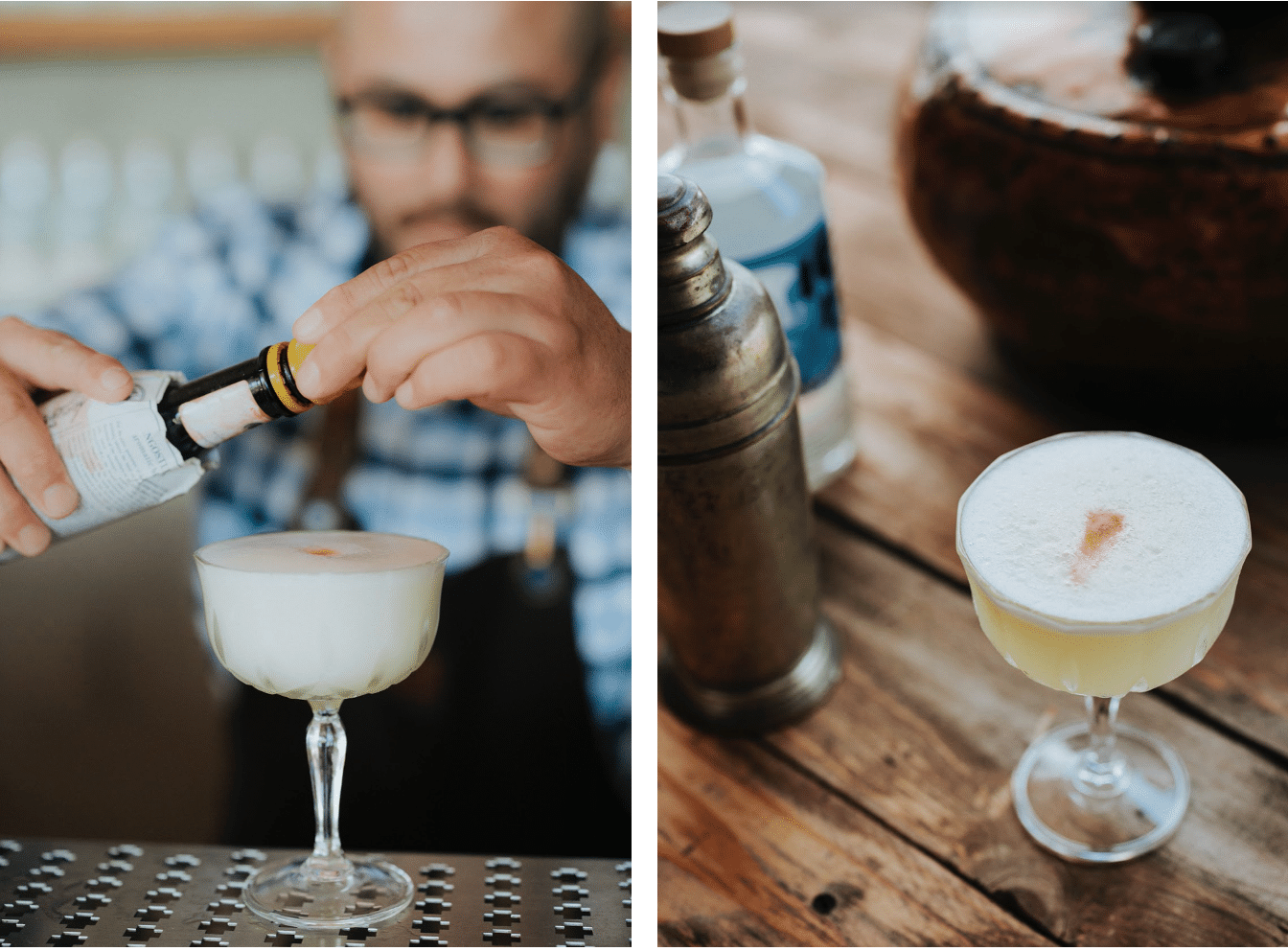 6 februari Internationale Pisco Sour Day recept cocktail