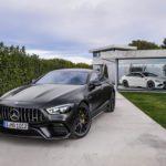 Mercedes-AMG GT Coupé 4-deurs