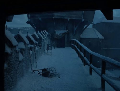 Aftermath teaser Game of Thrones Seizoen 8