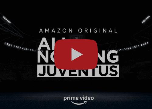All or Nothing: Juventus voetbaldocu prime video