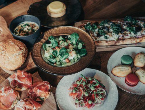Amsterdams Restaurant & Bar No Rules bezorgt door heel Nederland