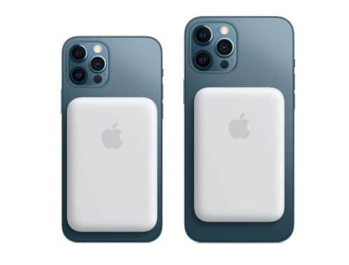 Apple's nieuwe MagSafe Battery Pack voor de iPhone 12