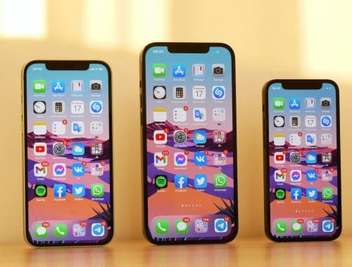 Apple iPhone 13 krijgt kleinere notch en dikkere body