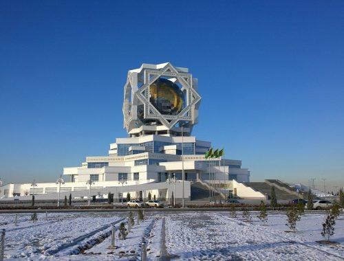 Ashgabat duurste stad ter wereld voor expat