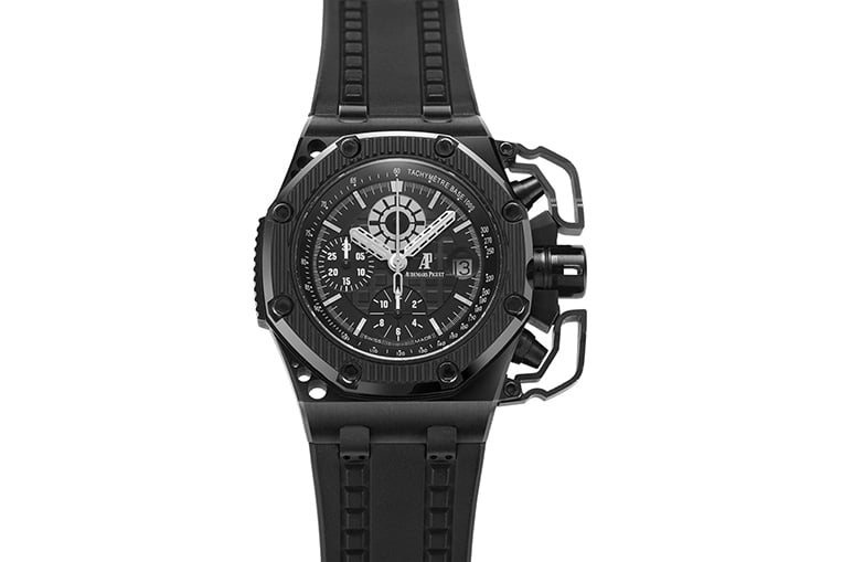 sterkste horloges ter wereld - Audemars Piguet Royal Oak Offshore Survivor