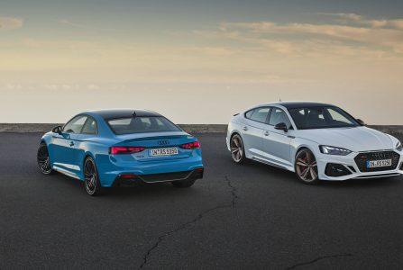 Audi RS 5 Coupé en Audi RS 5 Sportback