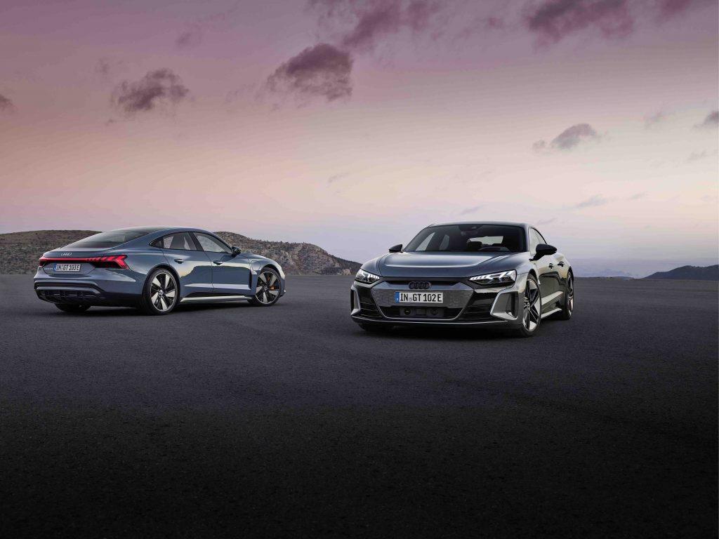Audi e-tron GT & Audi RS e-tron GT