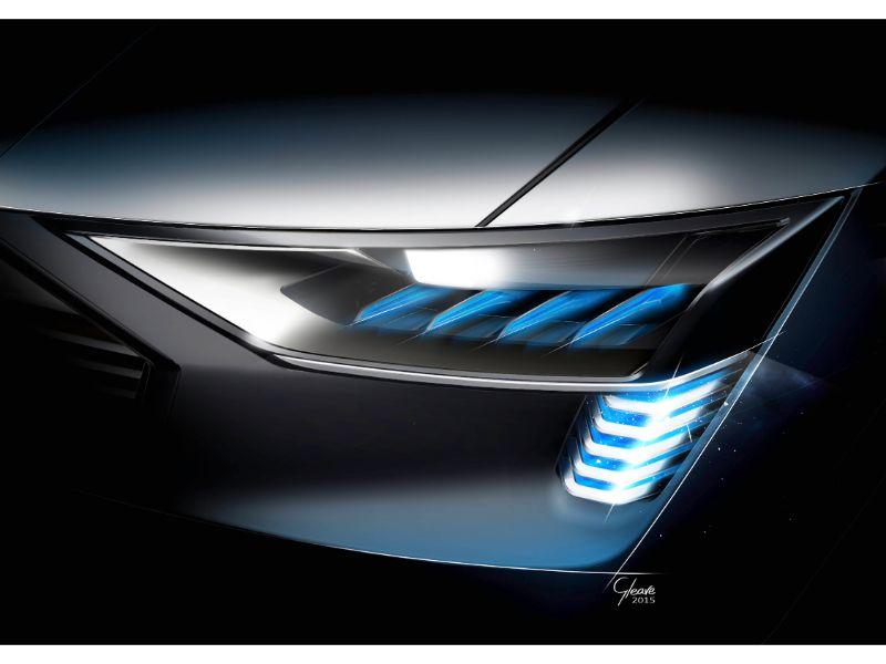 Audi heeft volledig elektrische e-tron quattro SUV op de planning Mannenstyle autonieuws 2