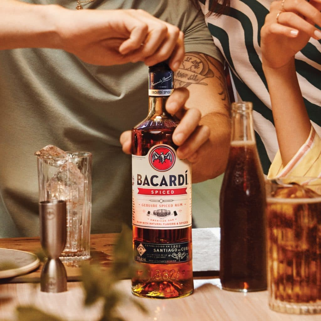 BACARDÍ Spiced Rum Month