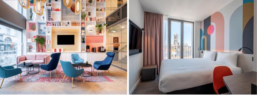 budgethotels in België B&B Hotels Gent Centrum