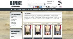 BINK Underwear