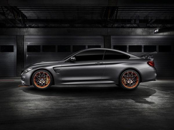 BMW Concept M4 GTS is beestachtig 1
