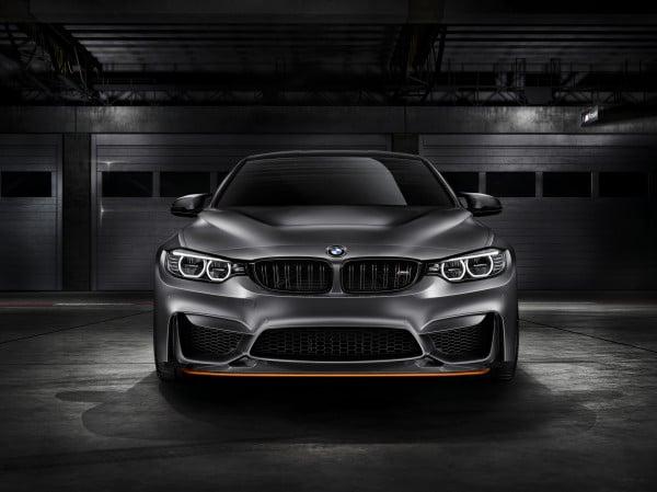 BMW Concept M4 GTS is beestachtig 2