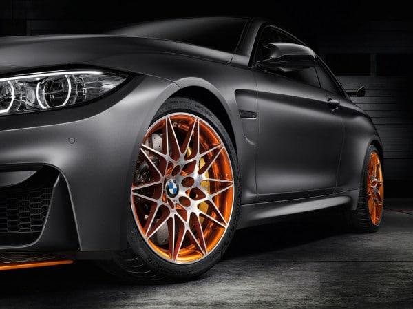 BMW Concept M4 GTS is beestachtig 3