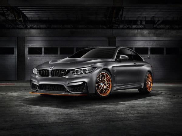 BMW Concept M4 GTS is beestachtig 4