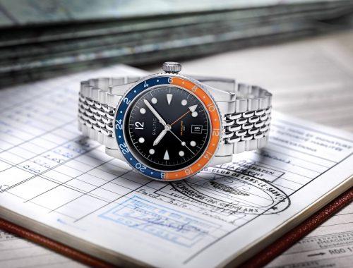 Baltic Aquascaphe GMT