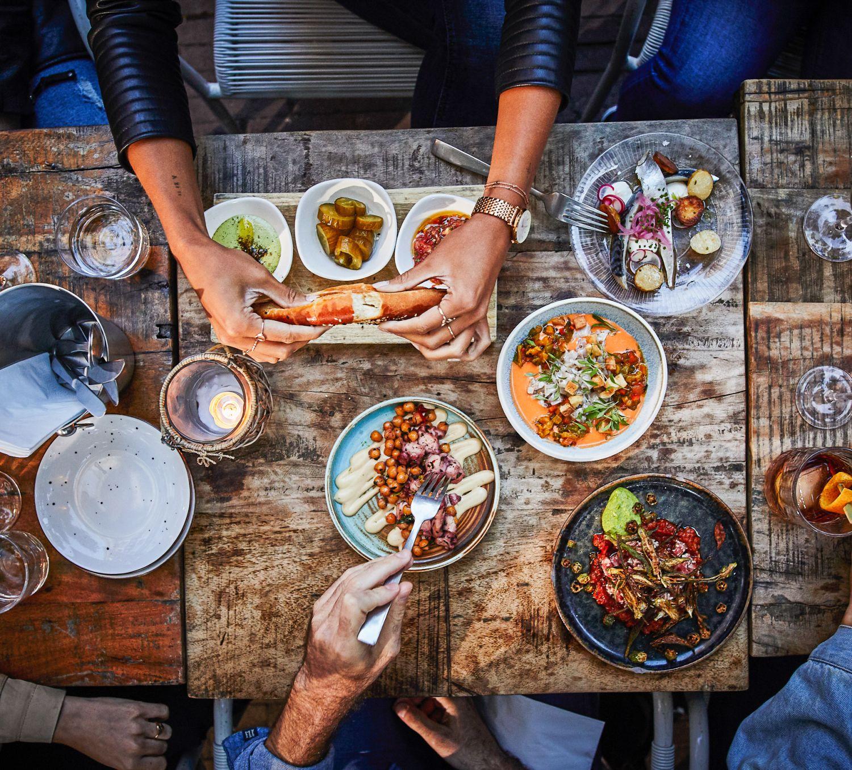 Bar fisk recensie - amsterdam restaurant vis