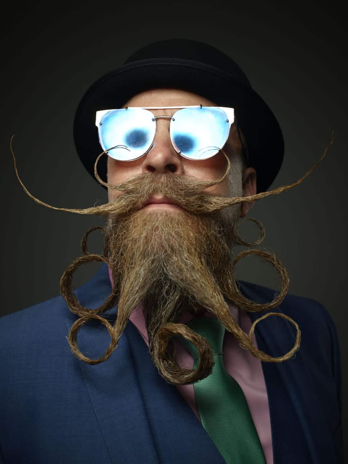 Beard and Moustache Championship 2017