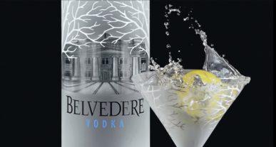 recepten met vodka belvedere