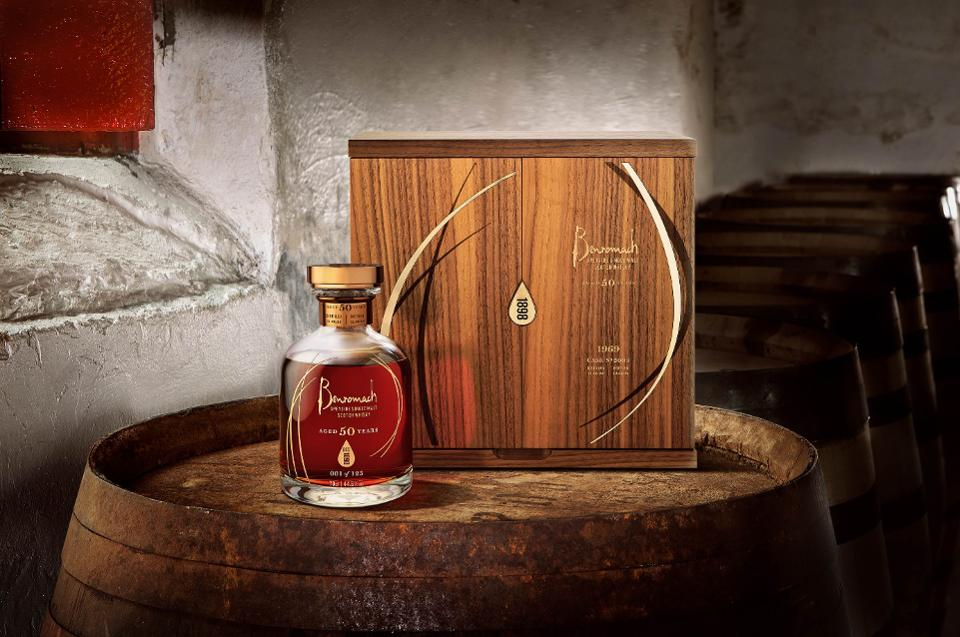 Benromach 50 Years Old whisky